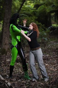 Shego v Kim Impossible